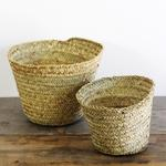 Wicker Basket, L