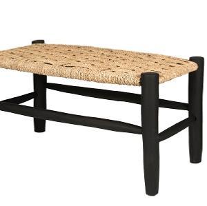 Banquette Tabouret Chaise Table En Bois Et Fer Forg