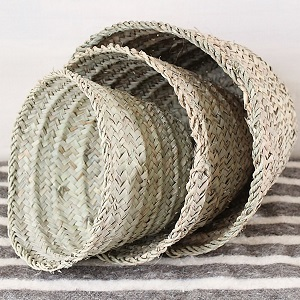 Wicker Basket, M