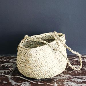 Basket with Rope